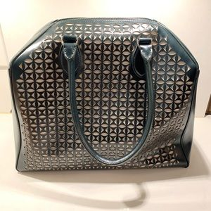 *NWT* Alaia Large Laser Cut Bag w/pouch and mirror